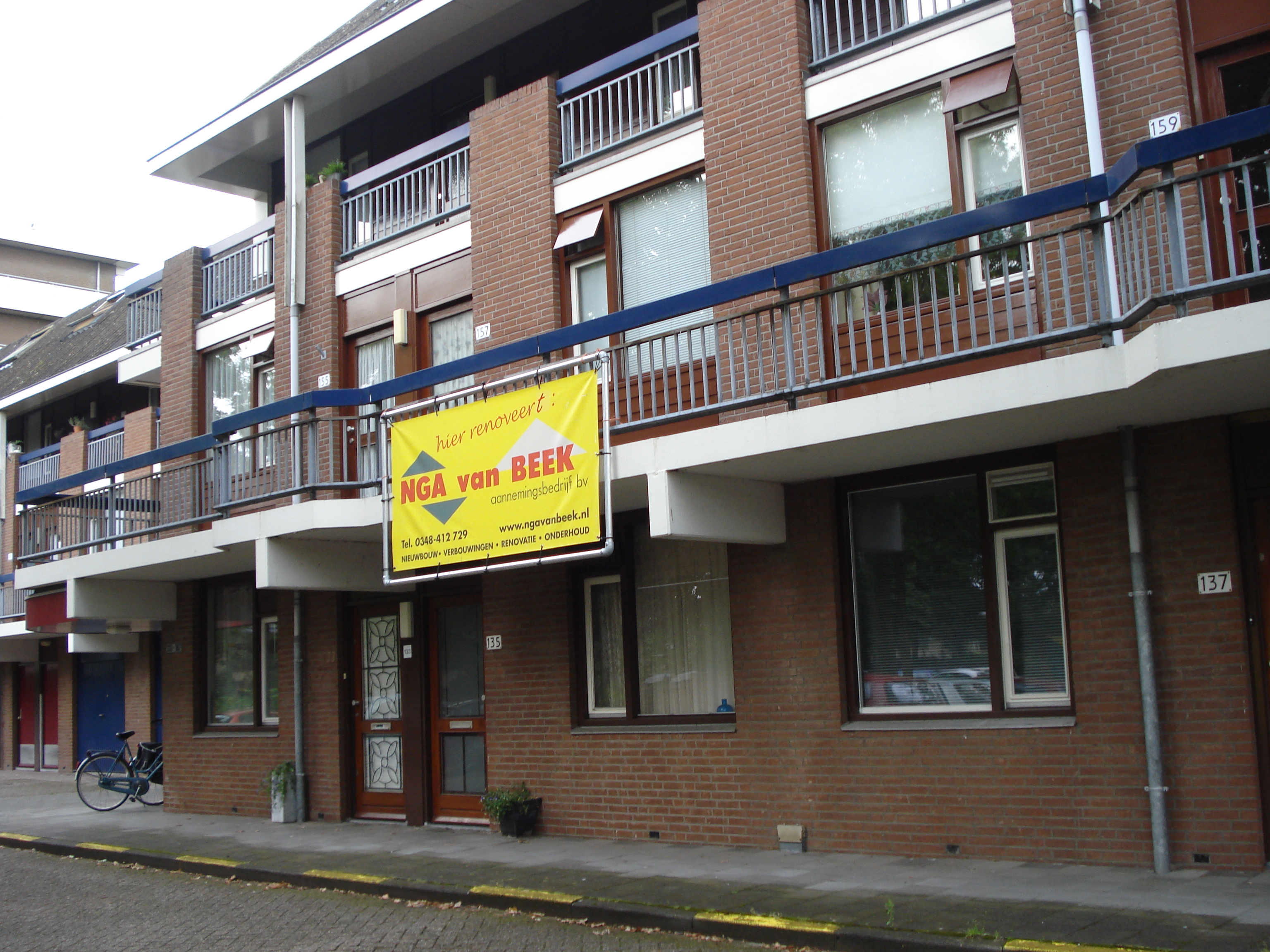 DE Bilt renovatie dakconstructie