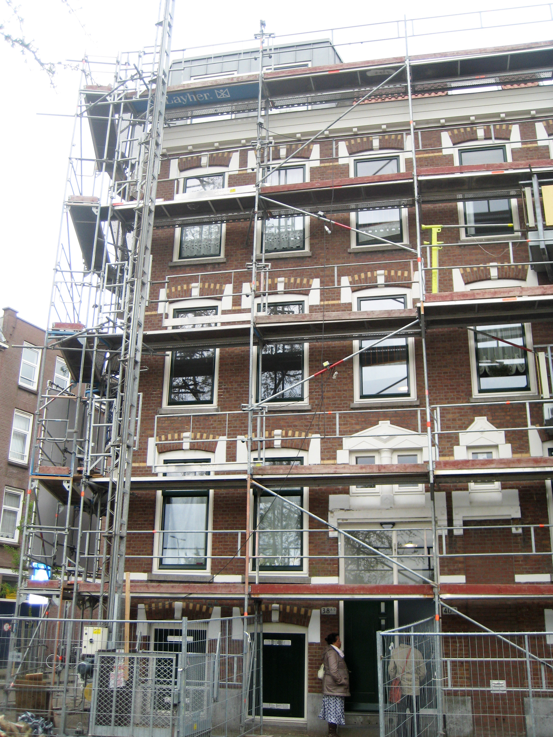 Gevelrenovatie Rotterdam