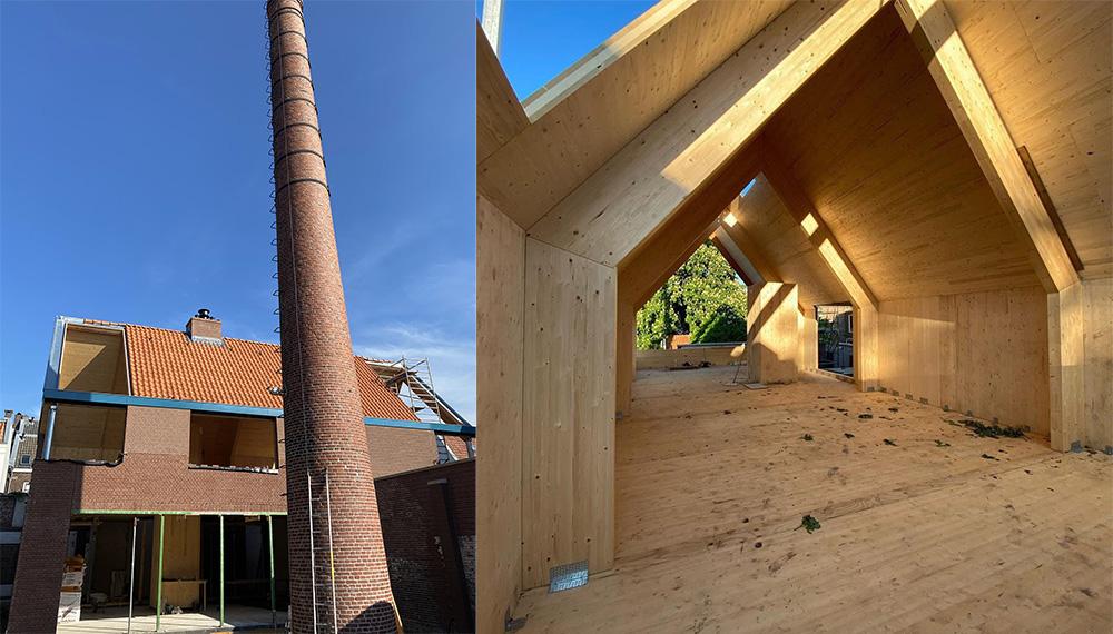 Nieuwbouwwoning ABC straat Utrecht